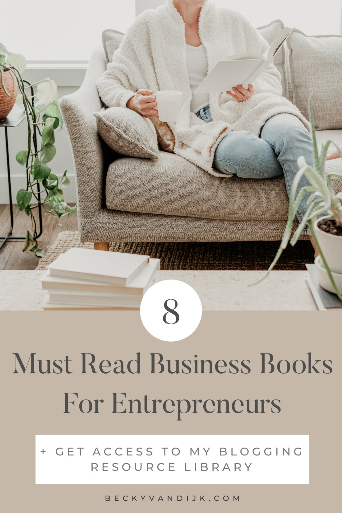must read business books for entrepreneurs pinterest cover