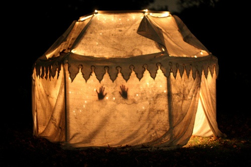 Performers Tent