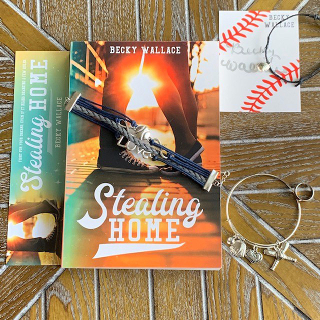 STEALING HOME Pre-order Giveaway