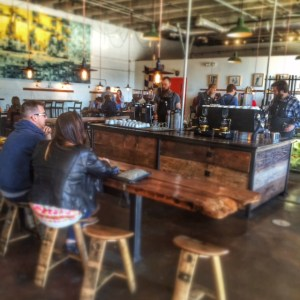 "Lavenders, motorcycles and a feeling of deep ""uncool"" at Nashville's Barista Parlor…"