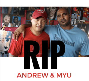 RIP Andrew Chan and Myuran Sukumaran (an excerpt featuring their great work, from Balilicious)