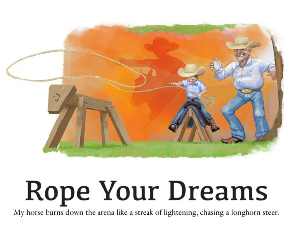 Rope Your Dreams Poster
