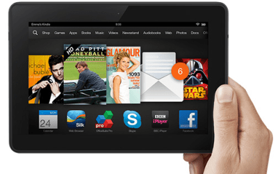 20% Off All Kindle Fires