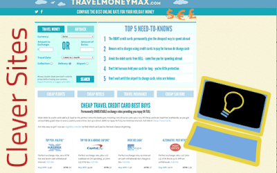 Clever Site: Travel Money Max