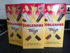 Toblerone Tinys