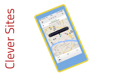 Clever Site: Uber cheap taxis