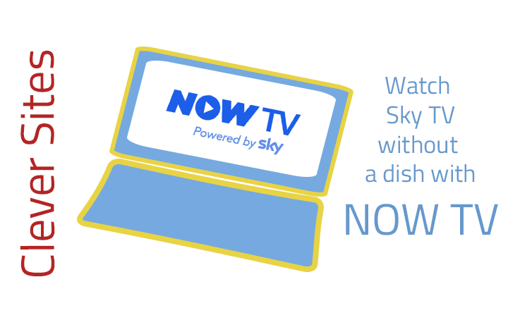 NOW TV clever site