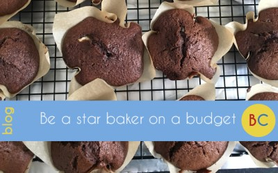 Be a star baker on a budget