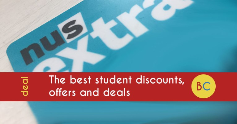 Best student discounts, offers and deals