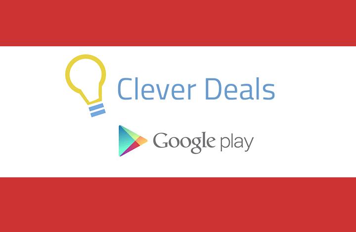 Latest Google Play deals