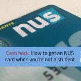 nus card when not a student