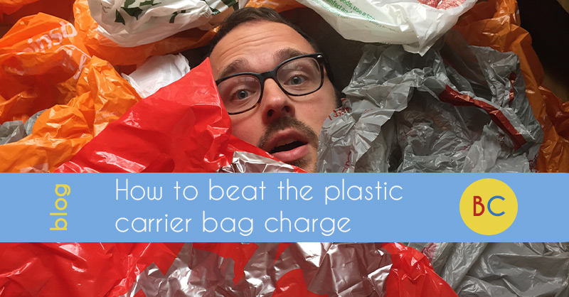 How to beat the plastic carrier bag charge