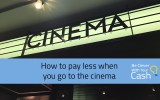 pay less for the cinema
