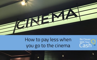 How to get cheap cinema tickets