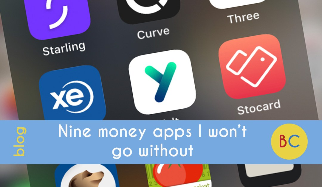 The 9 money apps I won't go without