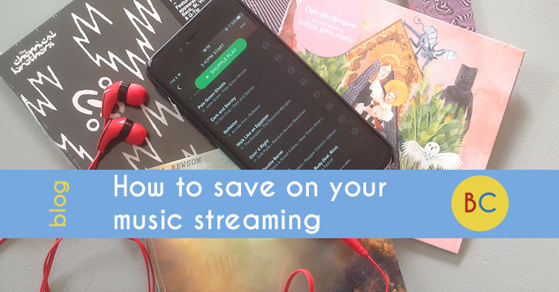 How to save on music streaming | Be Clever With Your Cash