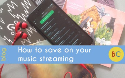 How to save on music streaming