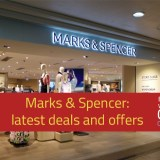Marks and spencer offers and deals