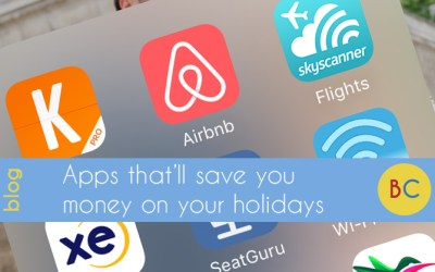 14 apps to save you money on your holiday