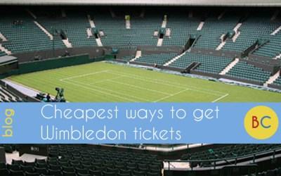 The cheapest ways to get Wimbledon 2019 tennis tickets