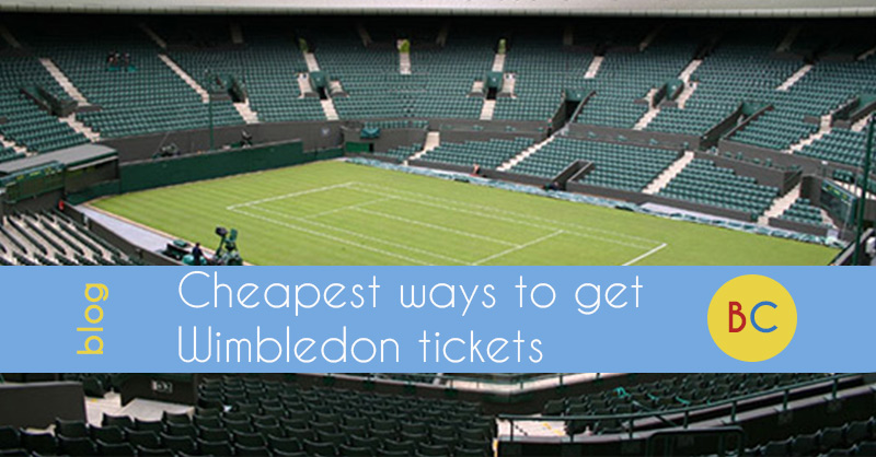 The cheapest ways to get Wimbledon 2018 tennis tickets