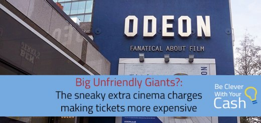 sneaky extra cinema charges