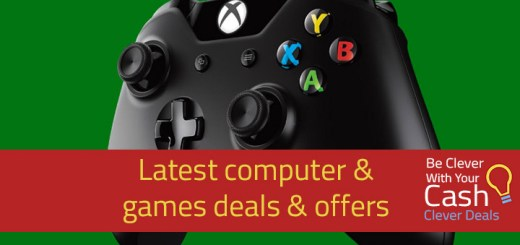 Latest computer game deals