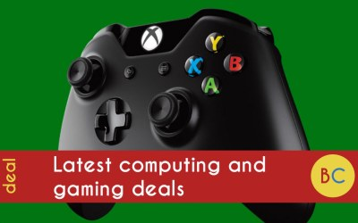 Computer and gaming deals