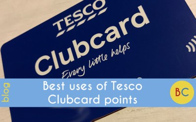Six best uses of Tesco Clubcard points