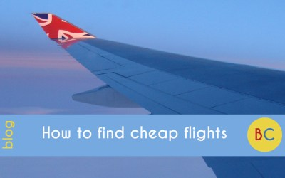 My tricks to save money on flights
