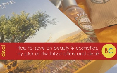 Latest beauty and make up deals inc Body Shop, Fabled and more