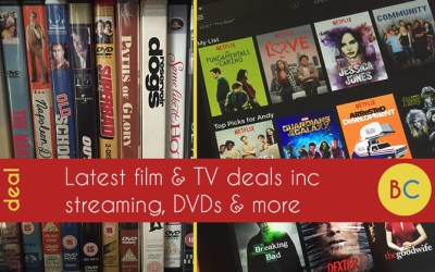 Film & TV deals: Rental and streaming savings