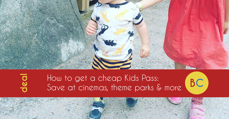 Kids Pass offers: Win a year's membership