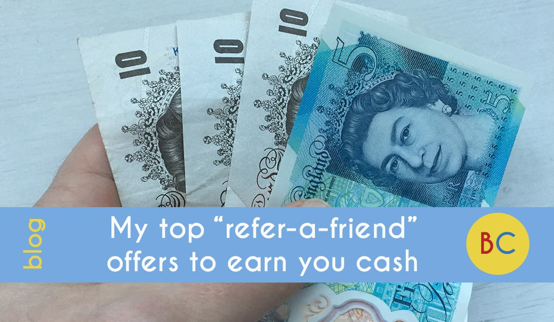 Top refer-a-friend offers