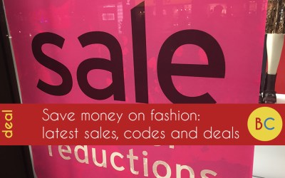 Fashion sales & deals: 25% off Tu, cheap Asos, Top Shop gift cards
