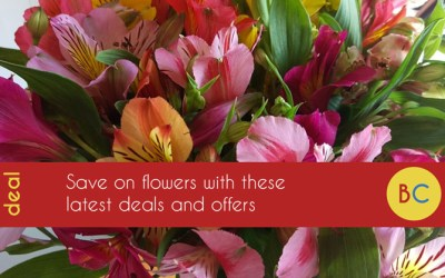 Flower discount codes and offers – best Mother's Day deals