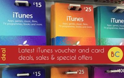 iTunes discounts & deals