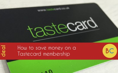 Latest cheap and free Tastecard & Gourmet Society offers (November 2019): inc free 90-day trial | More