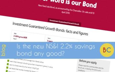 Is the new NS&I 2.2% savings bond any good?