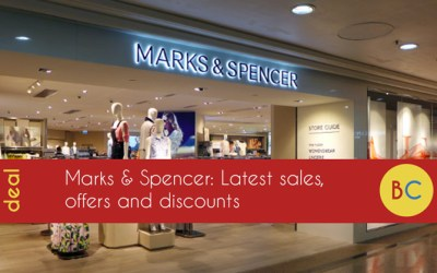 Marks & Spencer – How to save up to 20% off