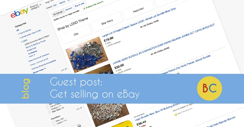 Guest blog: Get selling on eBay
