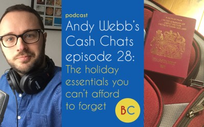 Cash Chats episode 28: the holiday essentials you can't afford to forget