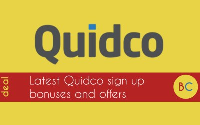 Free £15 bonus if you're a new Quidco member