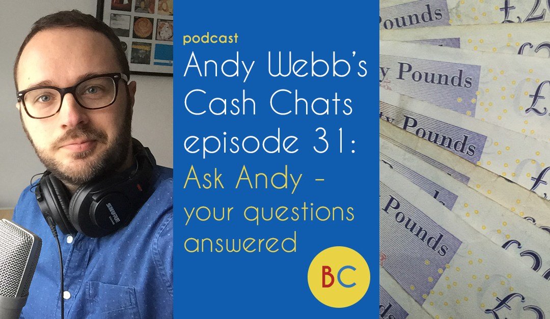 Cash Chats episode 31: Ask Andy (Holiday car hire, NOW TV, iPhone upgrades)