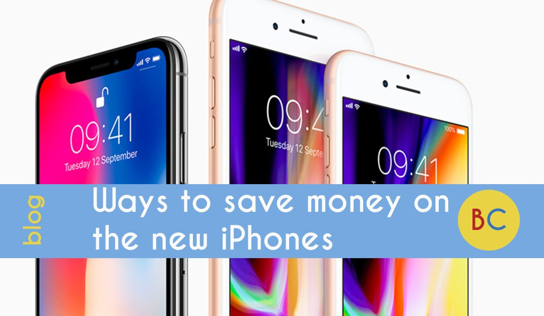 Ways to save money on the new iPhone