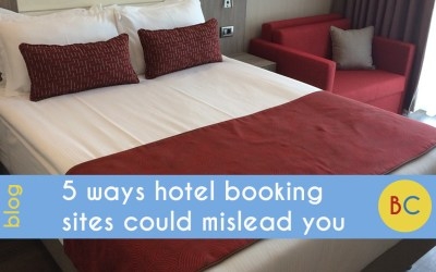 The ways hotel booking sites could mislead you