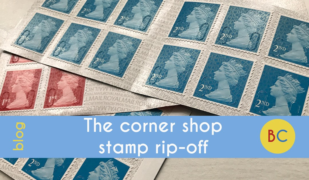 The corner shop stamp rip-off