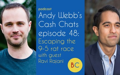 Cash Chats ep48: Escaping the 9-5 rat race