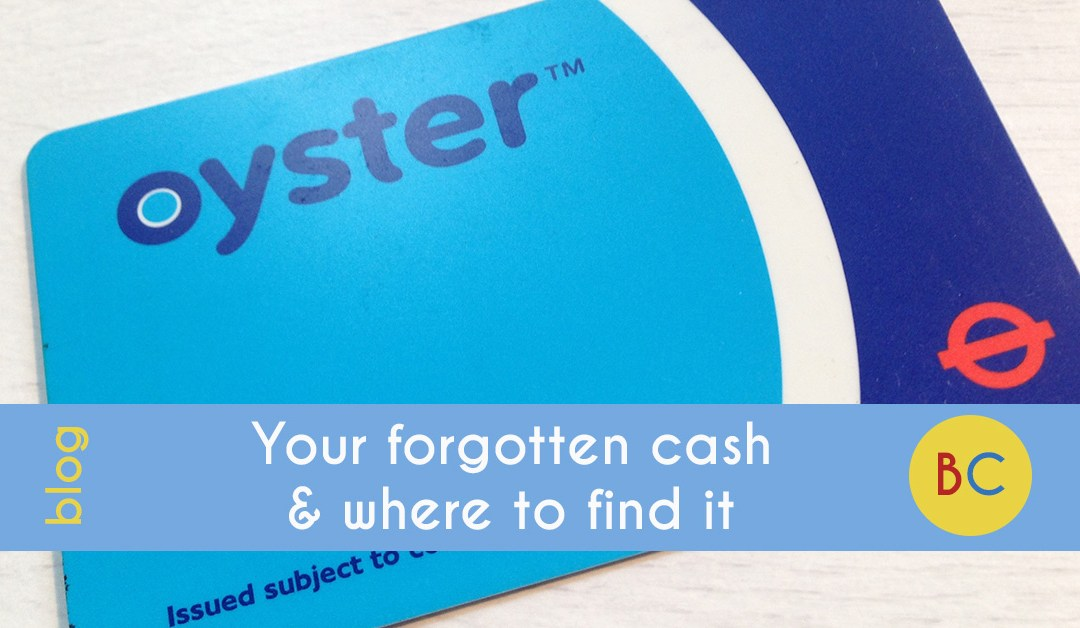 Your forgotten cash