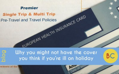 Why you might not have the cover you think if you're ill on holiday
